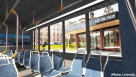 Autobus Letenda