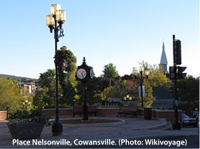 Place Nelsonville, Cowansville
