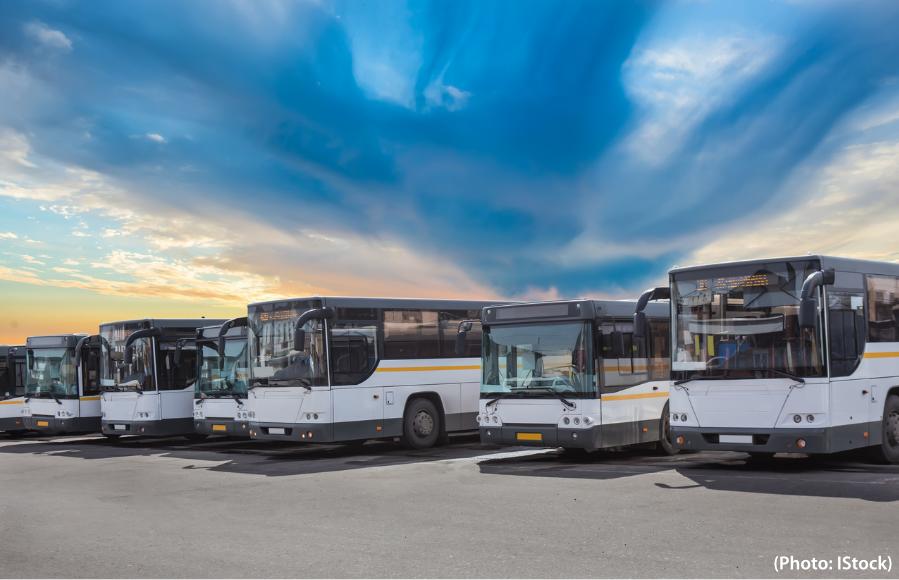 Autobus électriques