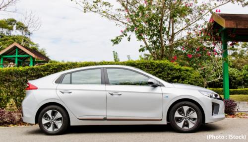 Hyundai Ioniq 2020 électrique