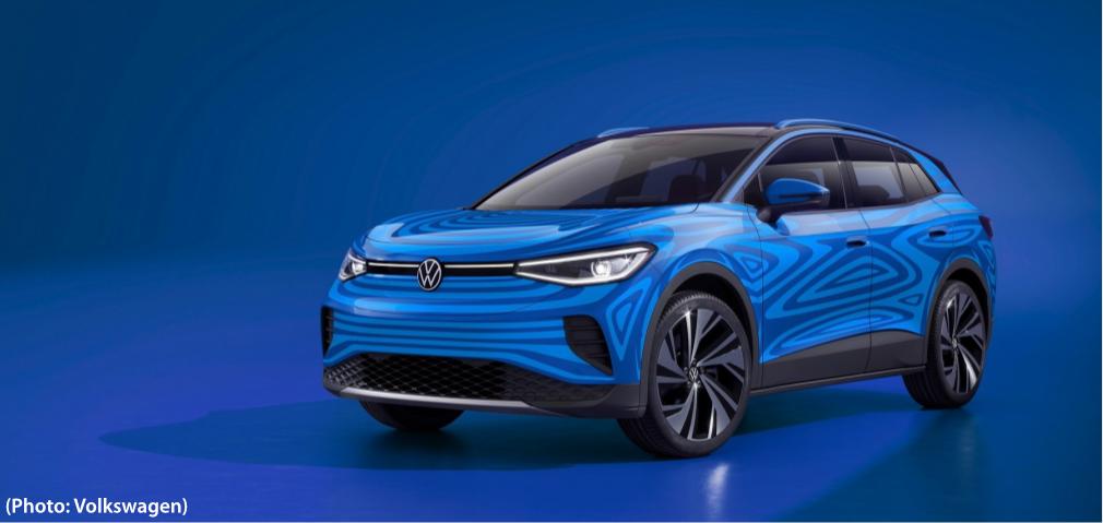 ID4 de Volkswagen