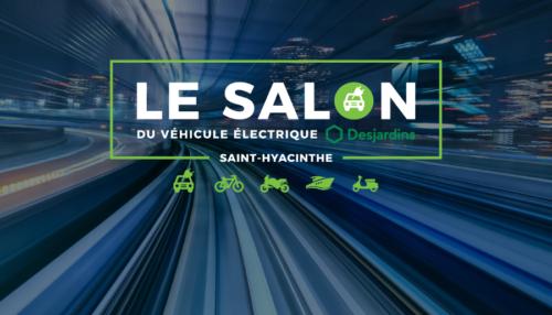 Salon du véhicule électrique de Saint-Hyacinthe