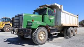 camion minier de 40 tonnes