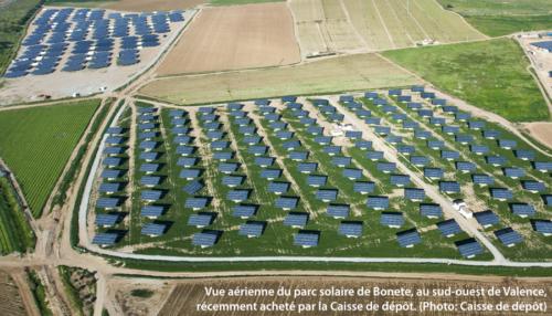 Parc solaire de Bonete
