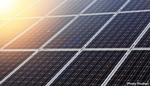 Panneaux photovoltaique