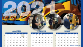 Calendrier ASFETM 2021