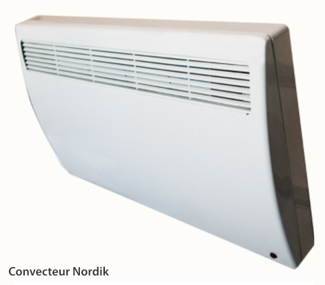 Convecteur Nordik