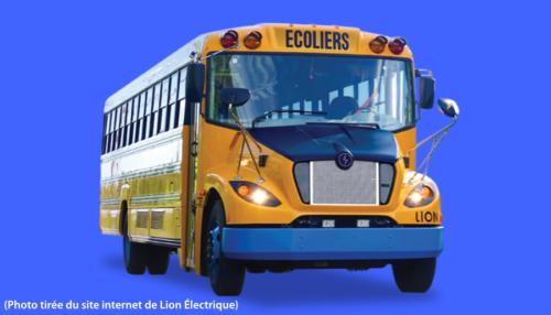 Autobus électriques LionC