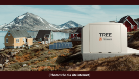 Termaco Reserve Electrical Energy