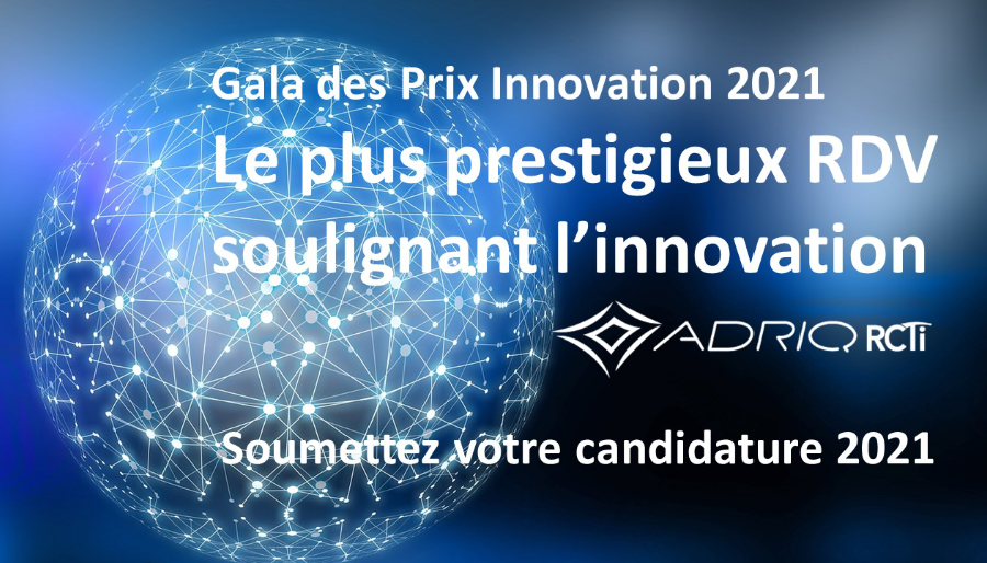 Prix Innovation 2021