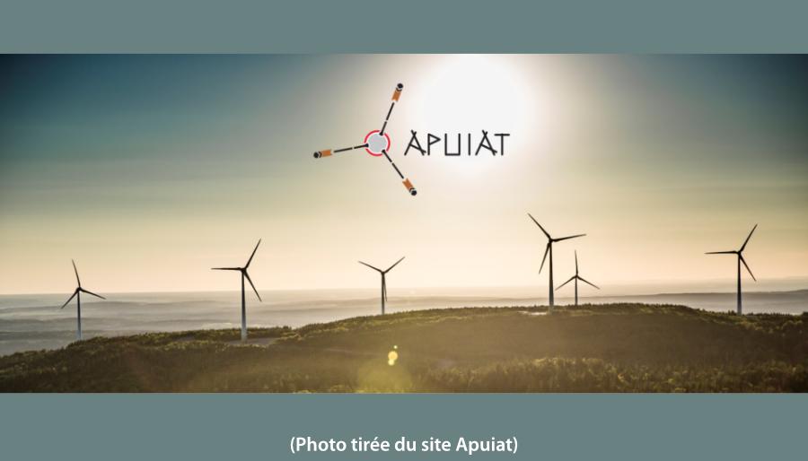 Parc éolien Apuiat