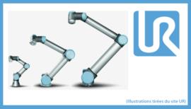 bras robotiques collaboratifs de Universal Robots