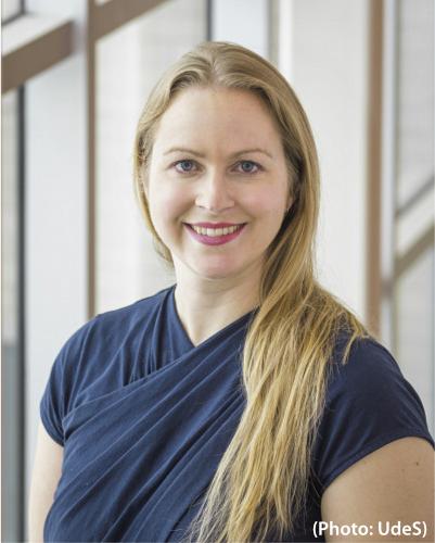 Professeure Audrey Corbeil Therrien