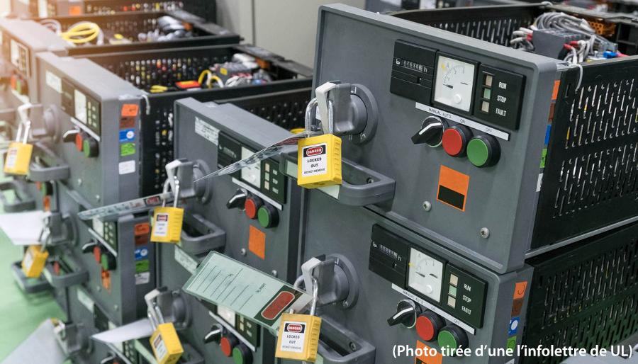 Reconditionnement d'équipements électriques