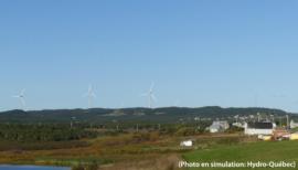 simulation éoliennes
