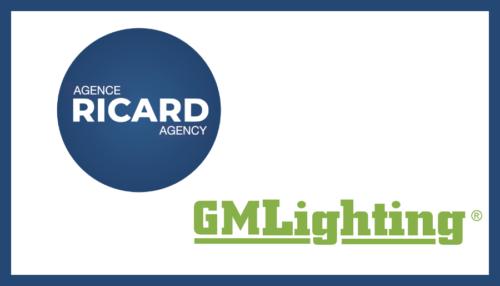 Agence Ricard - GM Lighting