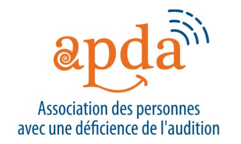 APDA logo