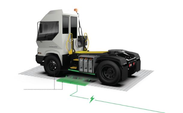 Camions lourds 100% électriques Effenco