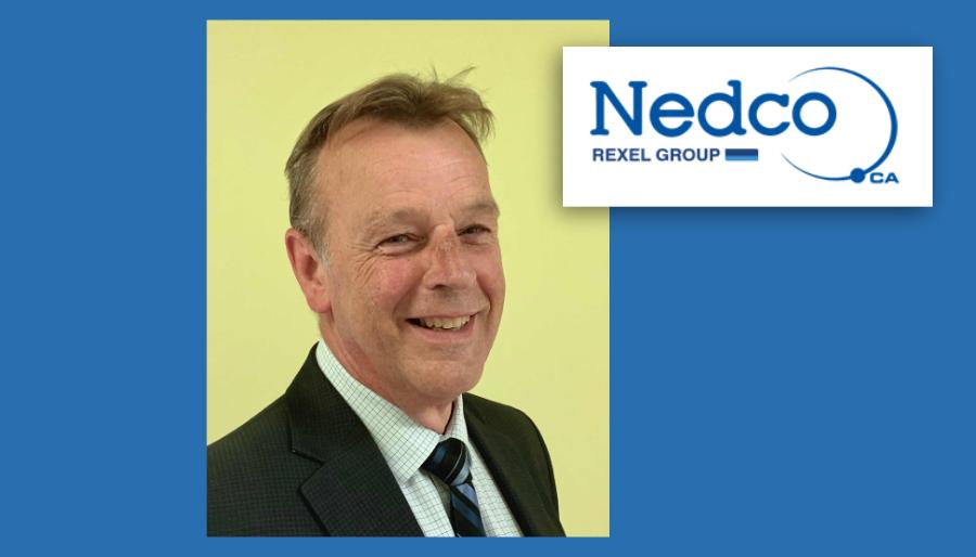 Marc Forand chez Nedco