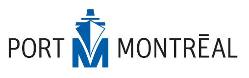 Port de Montréal logo