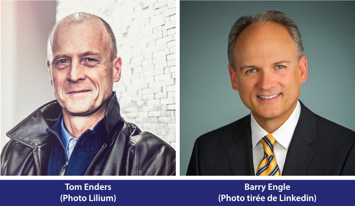 Tom Anders Barry Engle