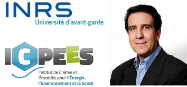 My Ali El Khakani - l'INRS/ICPEES