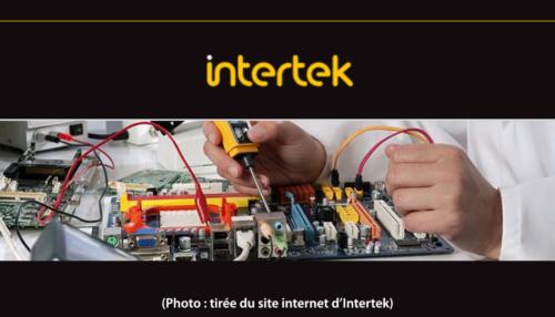 Guide de sécurité Intertek