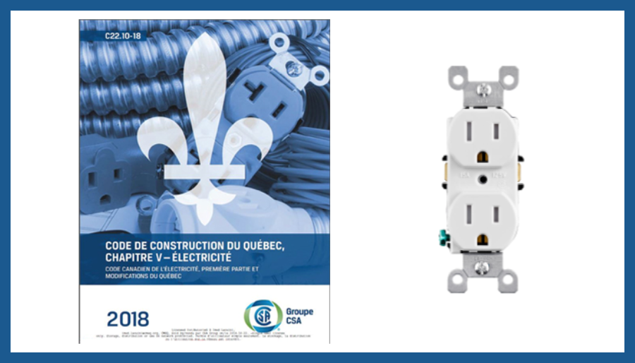 Code de construction du Québec, Chapitre V – Électricité