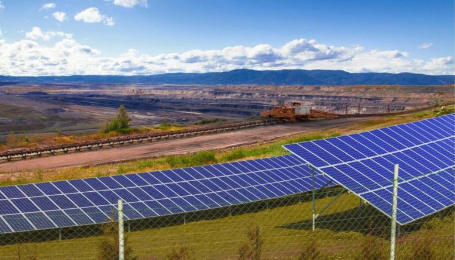 solaire mines