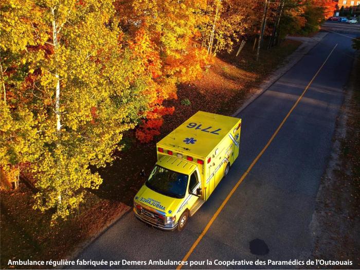 Coopérative des Paramédics de l'Outaouais
