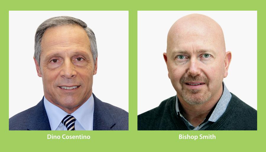 Dino Cosentino et Bishop Smith