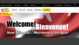 Site web de Hubbell Canada