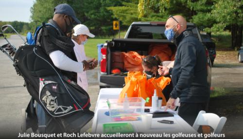 Tournoi de golf IES-Montréal 2021