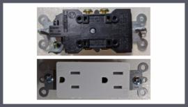Produits électriques non autorisés
