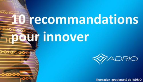 10 recommandations pour innover